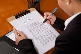 Job Training/ Resume Writing