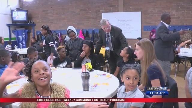 E.P.D. host community outreach program